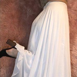 2 pice skirt and shirt